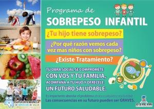 Afiche PROGRAMA DE SOBREPESO INFANTIL para WEB - MARZO 2015