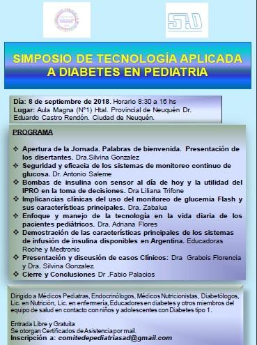 simposio dew diabetes