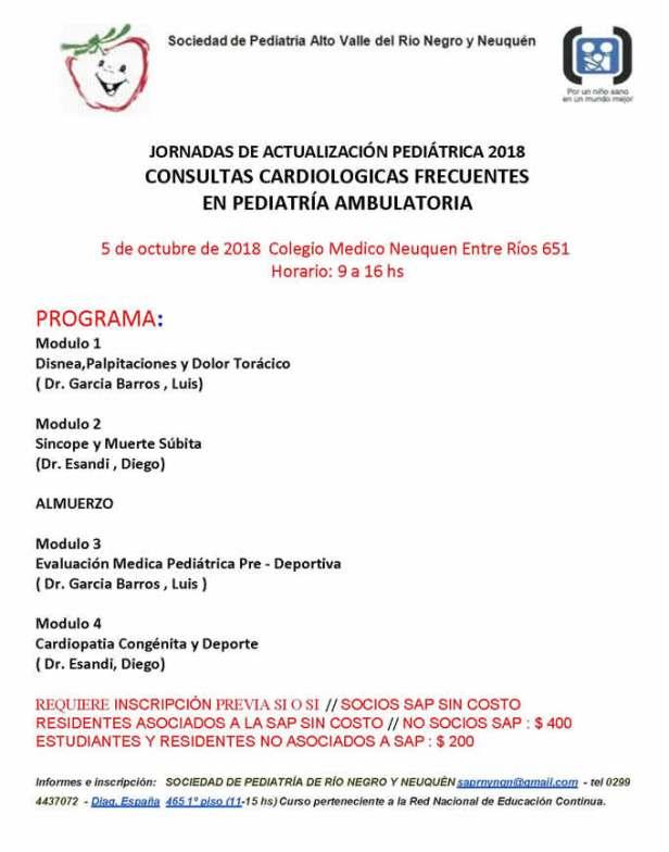JORNADAS SAP CARDIO